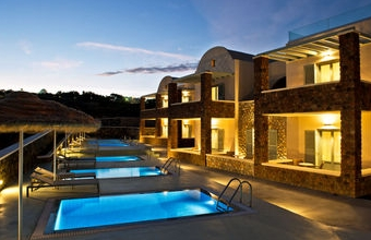 Private pools photo