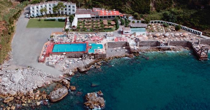 Conca Azzurra Beach Resort Website