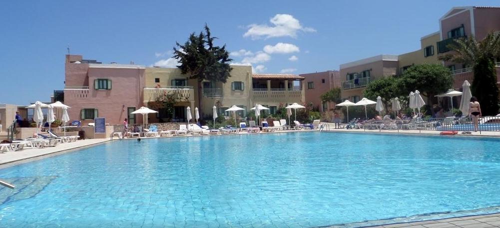 Silva Beach Hotel Crete Website