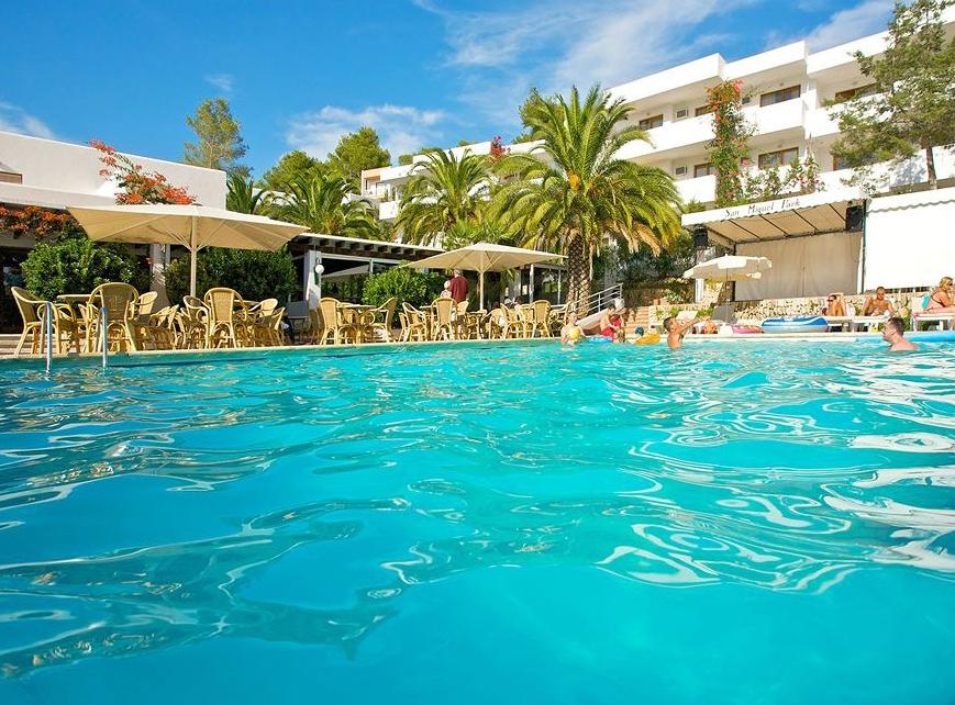 San Miguel Park Hotel Ibiza