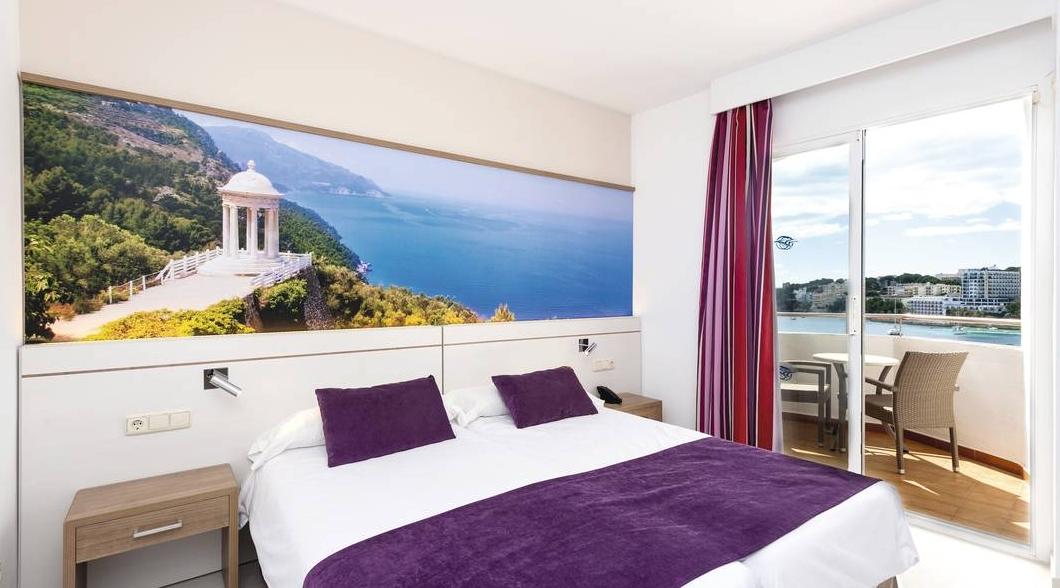 Hotel Rooms In Palma Nova