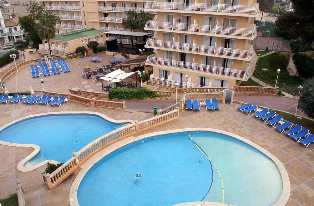 Hotel palma bay club playa de palma purple travel Hotel palma de mallorca