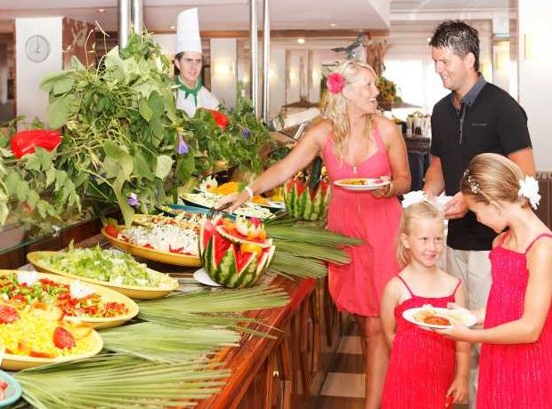 Buffet Restaurant photo