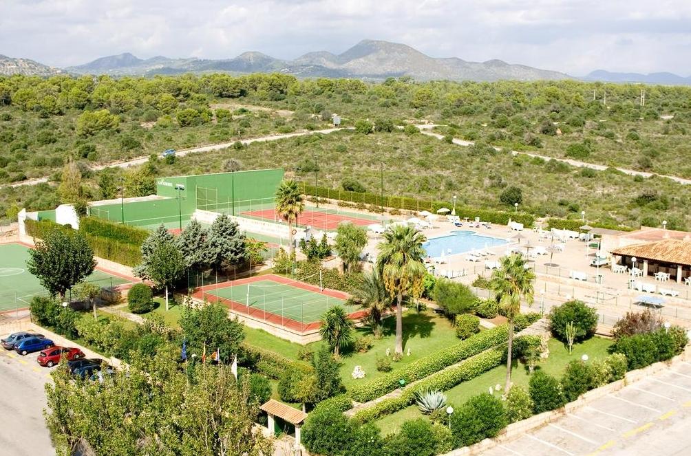 Sports facilities photo