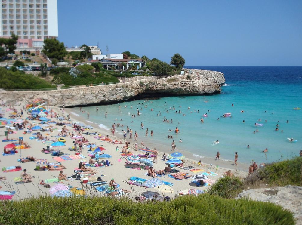 Calas De Mallorca Majorca Hotel