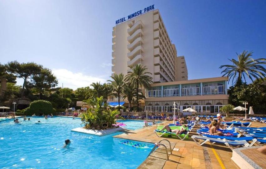 Mimosa Park Hotel Majorca All Inclusive