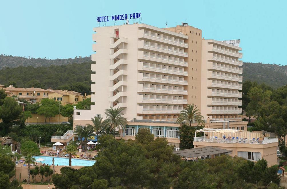 Hi Mimosa Park Hotel Website