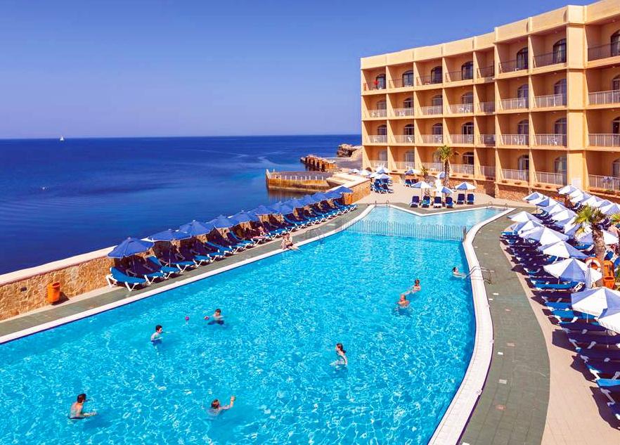 Paradise Bay Resort Hotel, Cirkewwa | Purple Travel