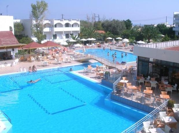 Evi Hotel Faliraki Purple Travel
