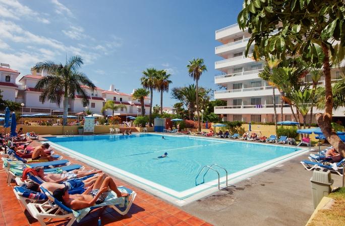 Hotel Cleopatra Tenerife Thomas Cook