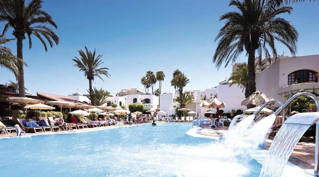 Hd Parque Cristobal Tenerife Playa De Las Americas