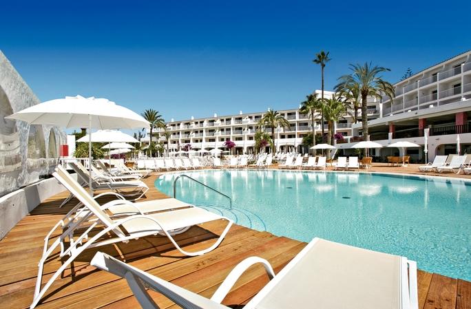 Sunprime Atlantic View Suites Playa Del Ingles Purple Travel