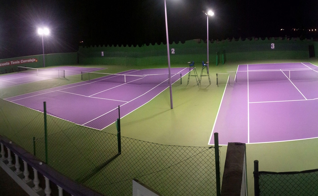 Tennis Courts photo