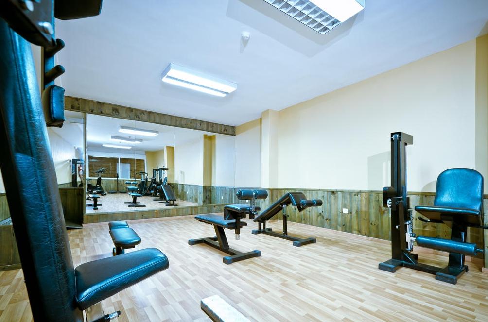 Fitness facilities photo