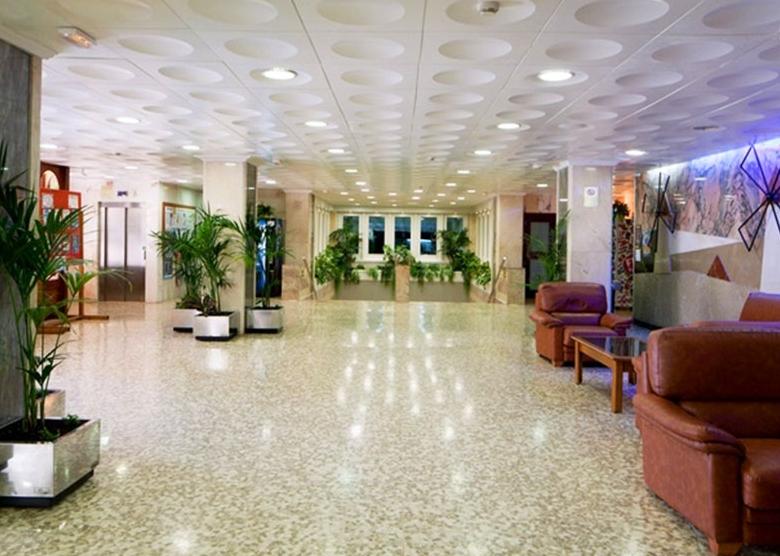 H Top Molinos Park Hotel Salou Purple Travel