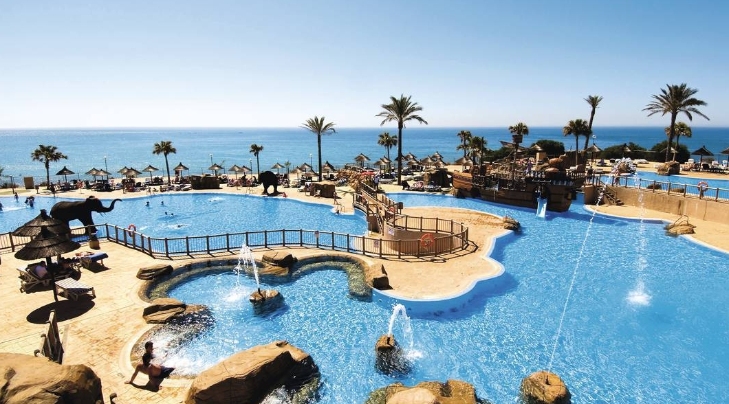 Hotels In Costa Del Sol With Water Slides
