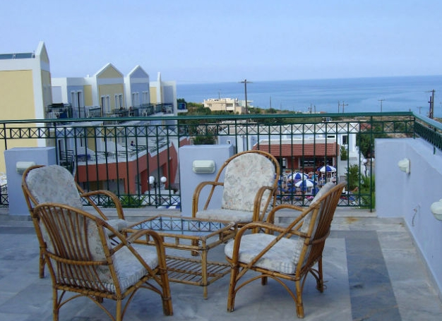CAMARI GARDEN HOTEL APARTMENTS CreteRethymnon Prefecture