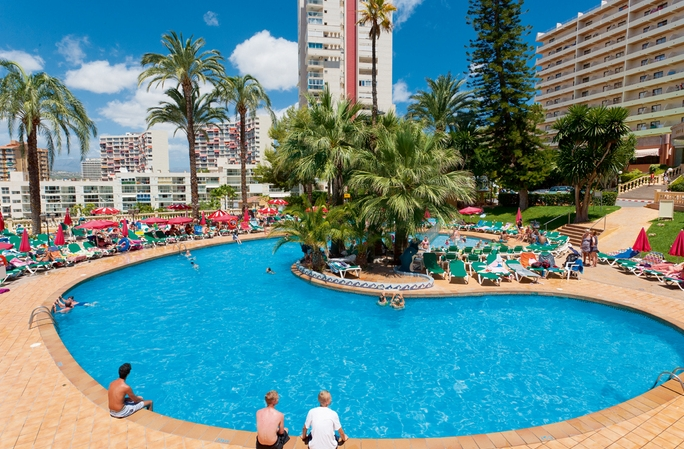 Palm Beach Hotel And Don Jorge Apartments