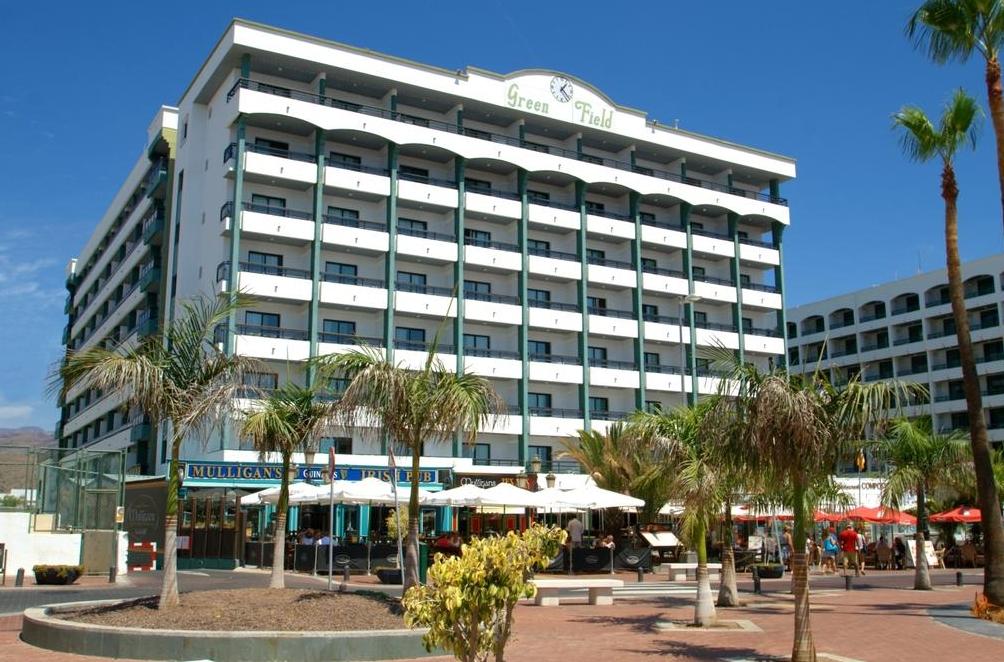 Greenfield Hotel Gran Canaria Reviews