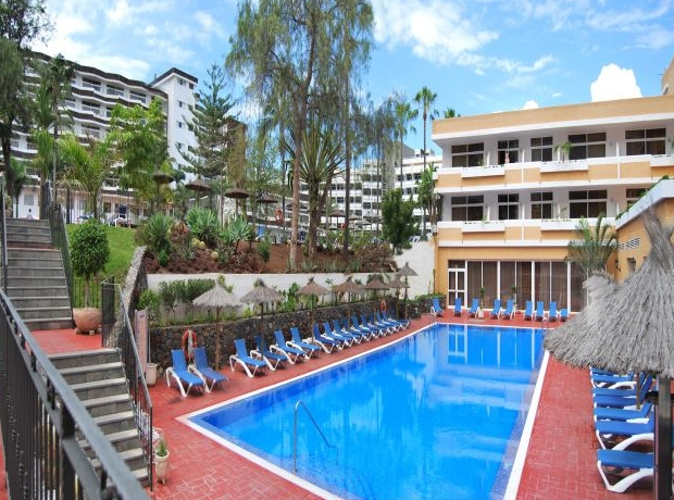 Blue sea puerto resort puerto de la cruz purple travel - Hotel blue sea puerto resort tenerife ...