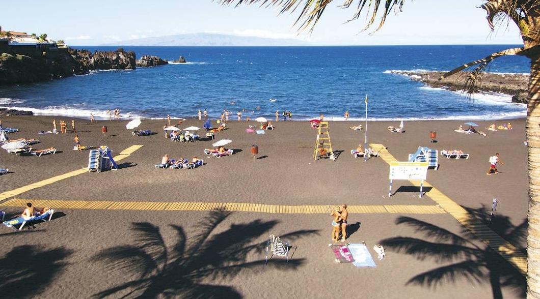 Hotel Bahia Flamingo Playa De La Arena