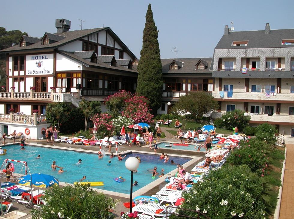 Hotel Susanna Espagne