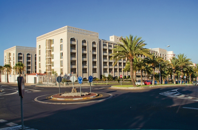 Aparthotel Columbus Hotel Tenerife