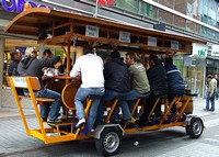 Beer Bicycle of Amsterdam