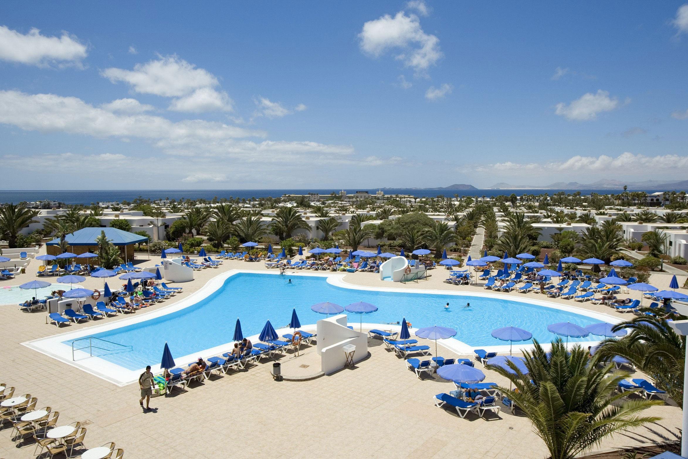 Hotel Hl Rio Playa Blanca